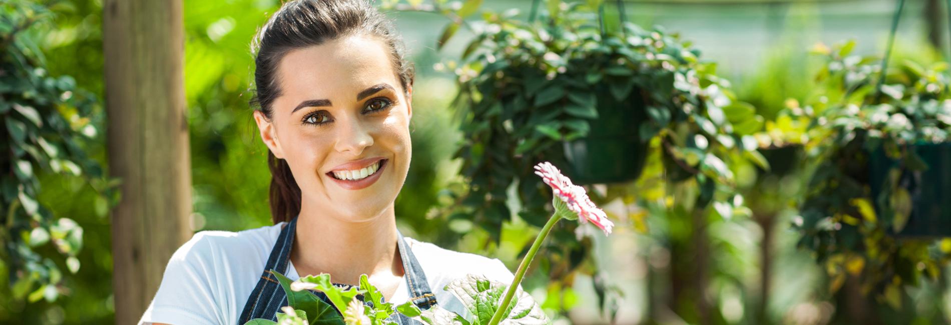 Die Pflanzenschule - Werde Verkaufsprofi